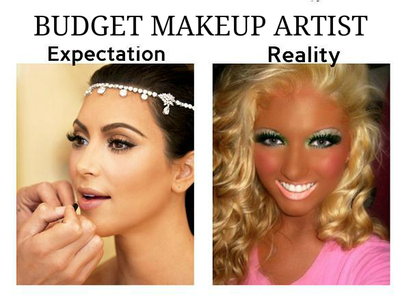 Makeup Artist Ripoff! - An Article by Nikita Pere - Fine ...
