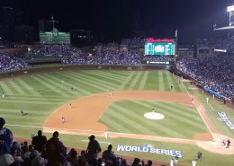 2016 World Series at Wrigley Field