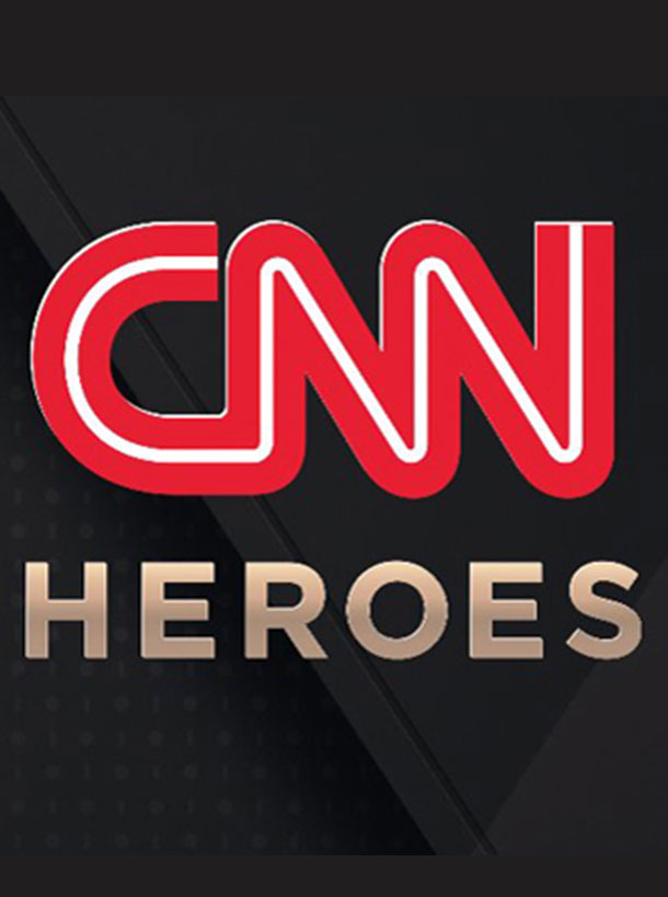 makeup for video series CNN Heros