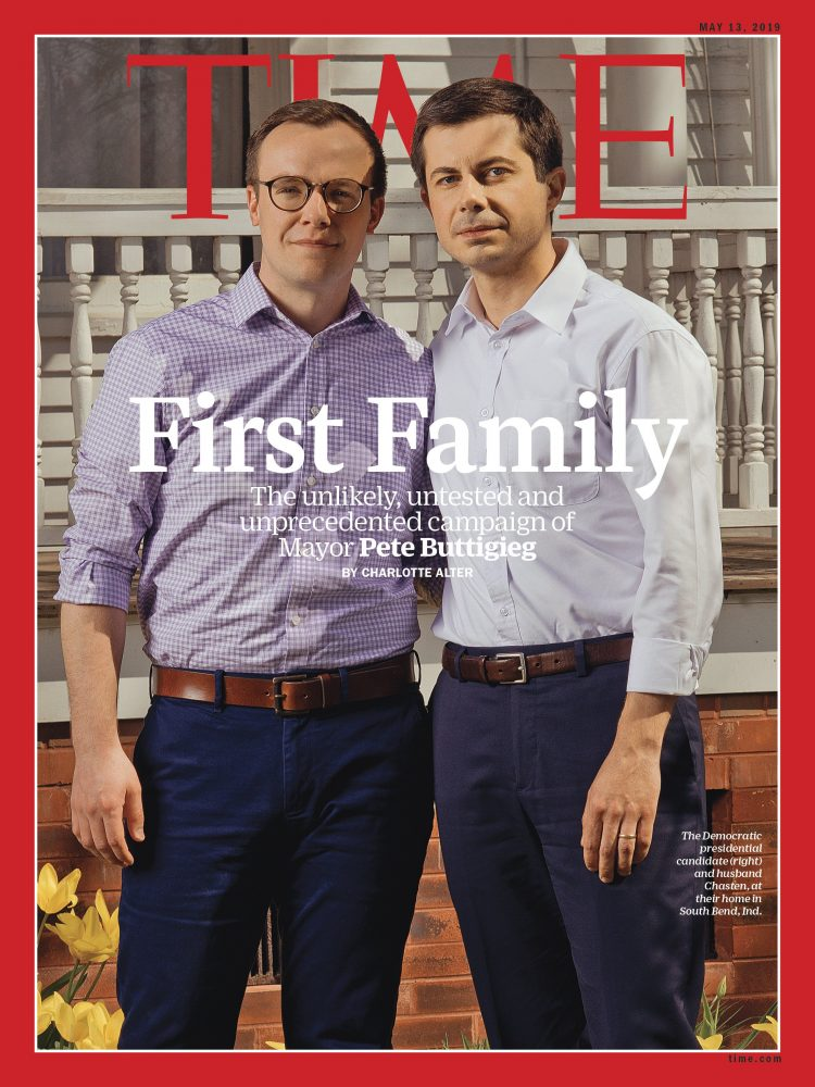 TIME Magazine cover 2019 Pete Buttigieg