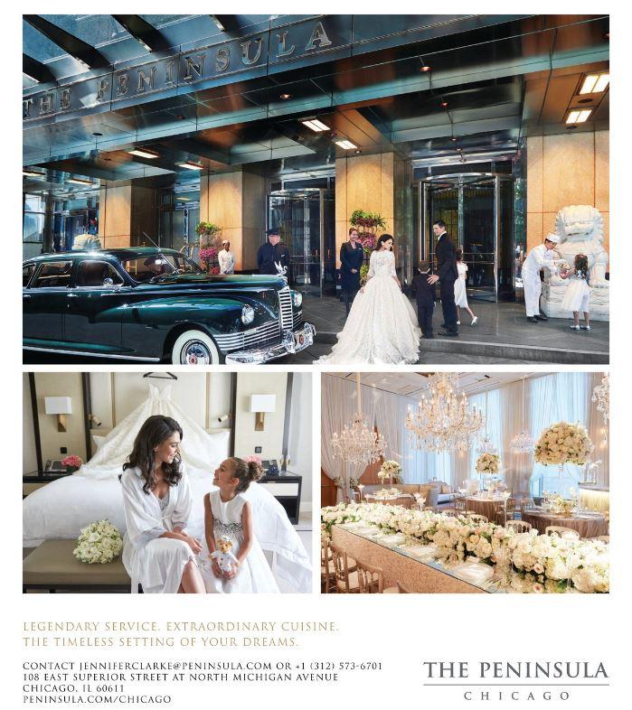 Peninsula Hotel Chicago Ad