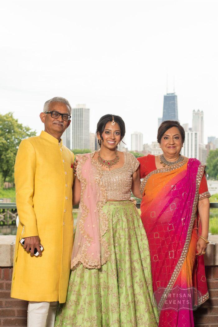 Indian Wedding in Chicago.