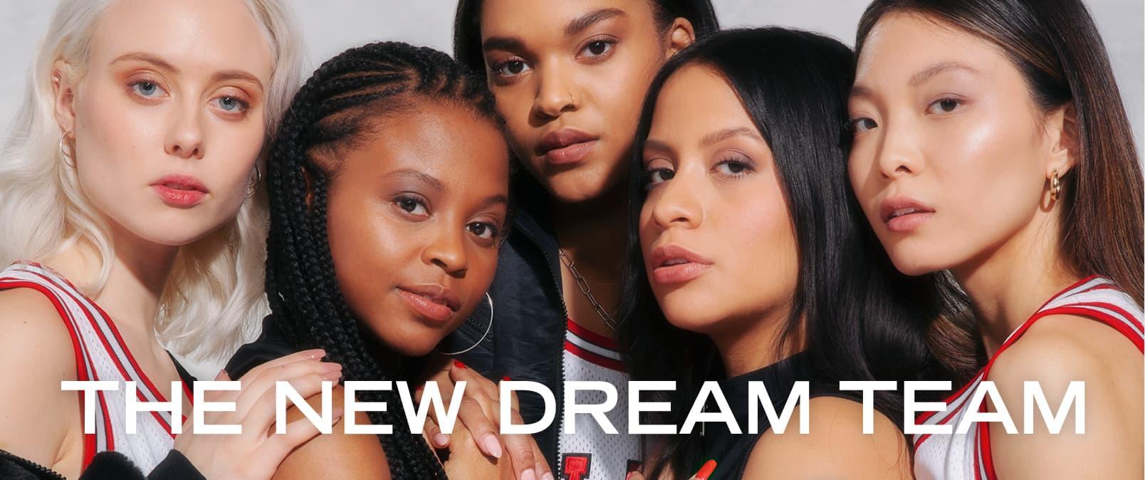 Nordstrom + NIKE Ad. Makeup by Fine Makeup ARt & Associates
